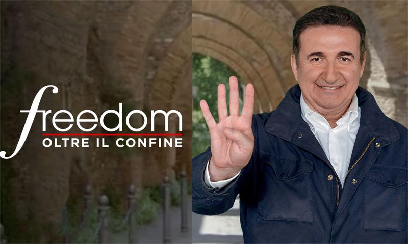 Anticipazioni Freedom 19 luglio 2020