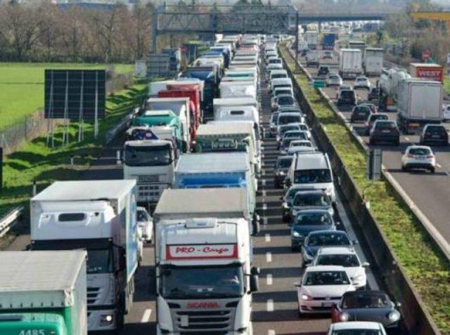 Traffico in tempo reale la situazione sulle autostrade for Traffico autostrade in tempo reale
