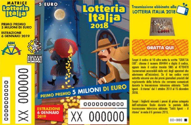 Risultati immagini per LOTTERIA ITALIA FRASCATI