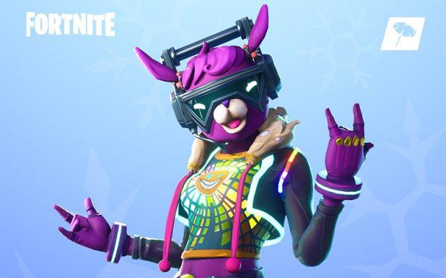 Fortnite shop skin