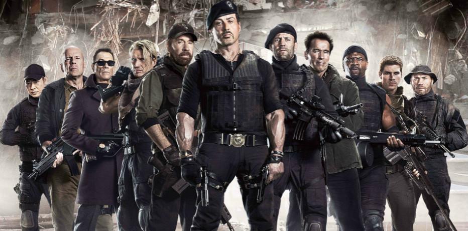 Stasera in Tv 9 gennaio 2019: adrenalina pura con I Mercenari 2