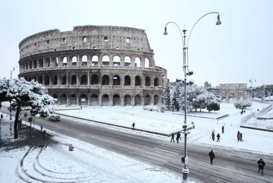Neve Roma 2019
