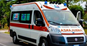 Incidente mortale Cisterna sull'Appia