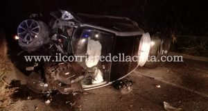 incidente pomezia
