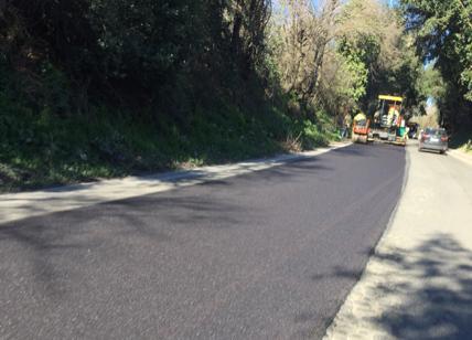 asfalto via ardeatina
