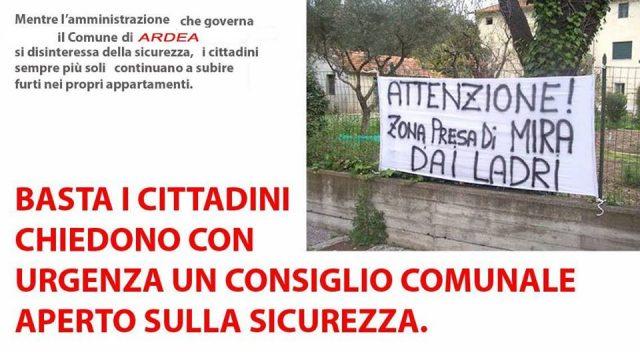 controllo vicinato tor san lorenzo