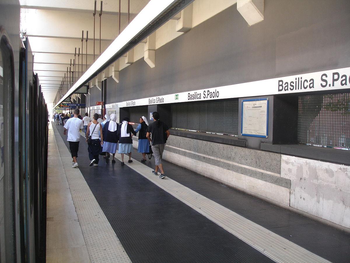 metro b roma