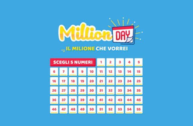Million Day 20 ottobre 2019