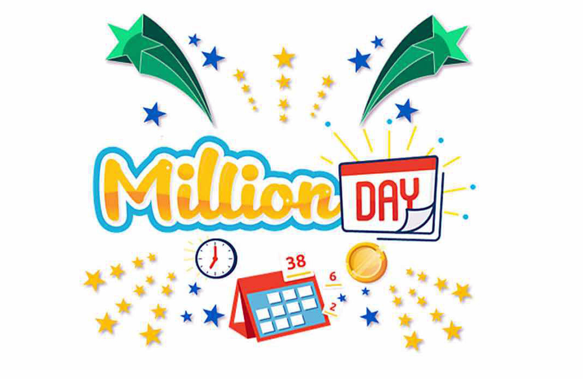 Million day estrazione 19 marzo 2019 i numeri vincenti for Million day estrazione di oggi