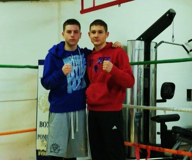 Oi Team Boxe Pomezia