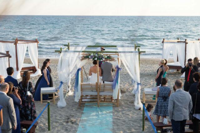 Matrimonio Spiaggia Anzio : Fiumicino la spiaggia di passoscuro alla fiera sui matrimoni di