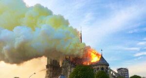 Incendio Notre Dame (Parigi)