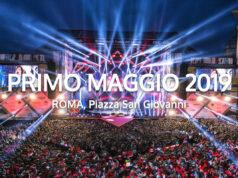 Primo Maggio Roma 2019