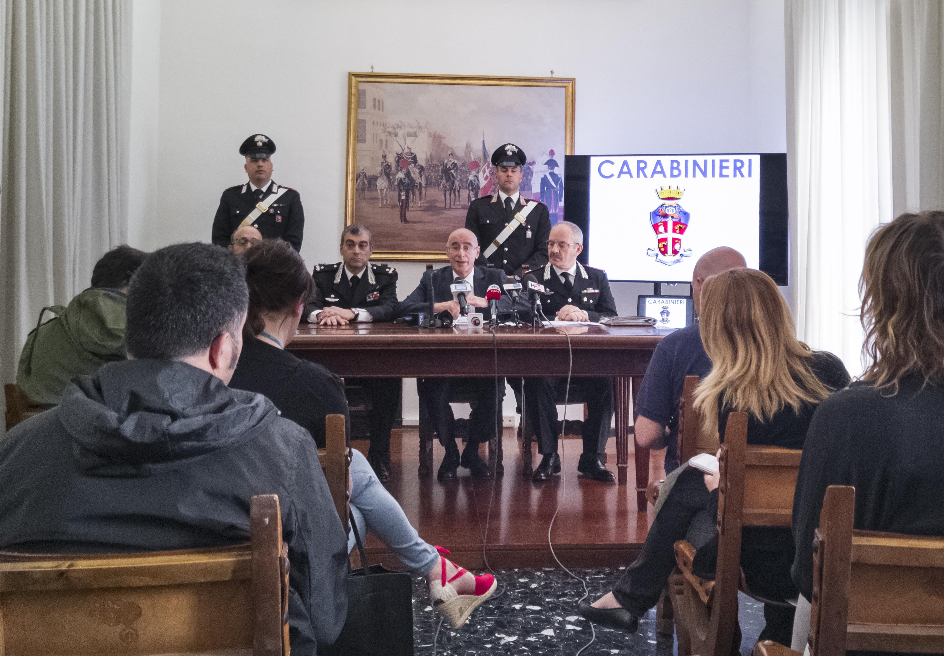 Blitz contro la mafia a Roma e in Sicilia: arresti e sequestri. La formula del giuramento