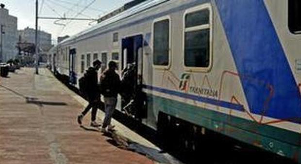 Rapinatori treno Nettuno