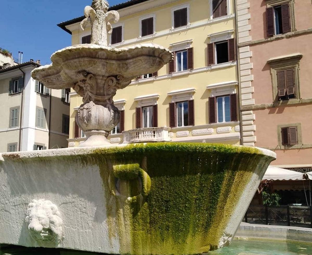 Roma messaggio 39 storico 39 dell 39 ambasciata inglese ai connazionali non fate il bagno nelle fontane - Fare il bagno in inglese ...