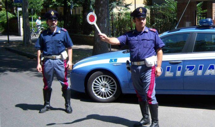 arresto donna roma