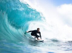 surf Financial Times, onda perfetta