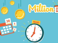 million day 3 dicembre 2019