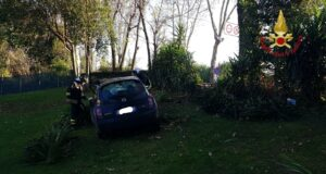 Incidente mortale ostia antica