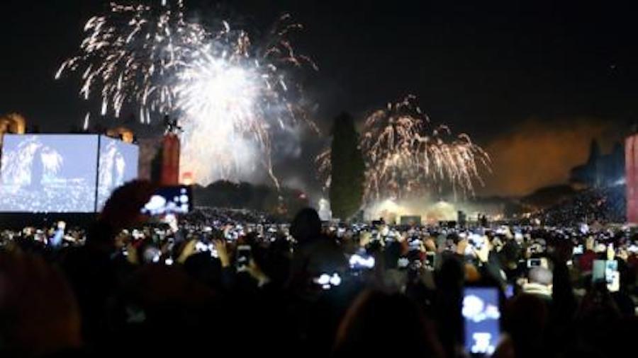 Capodanno 2020 al Circo Massimo: ecco tutte le info su come accedere alla Festa di Roma