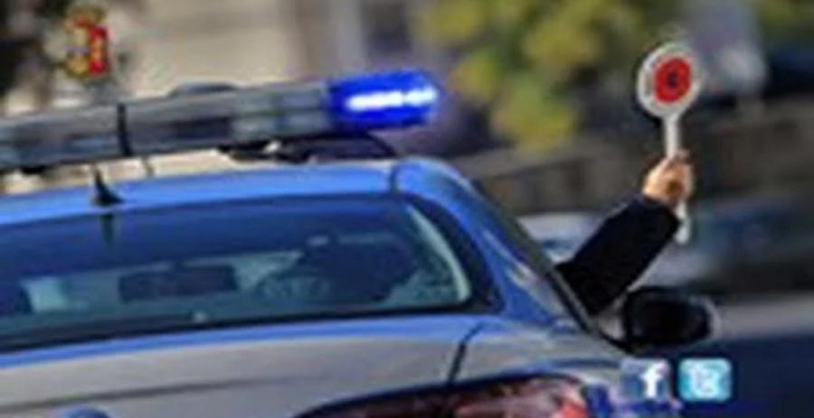 inseguimento polizia tram