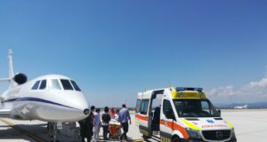 volo emergenza