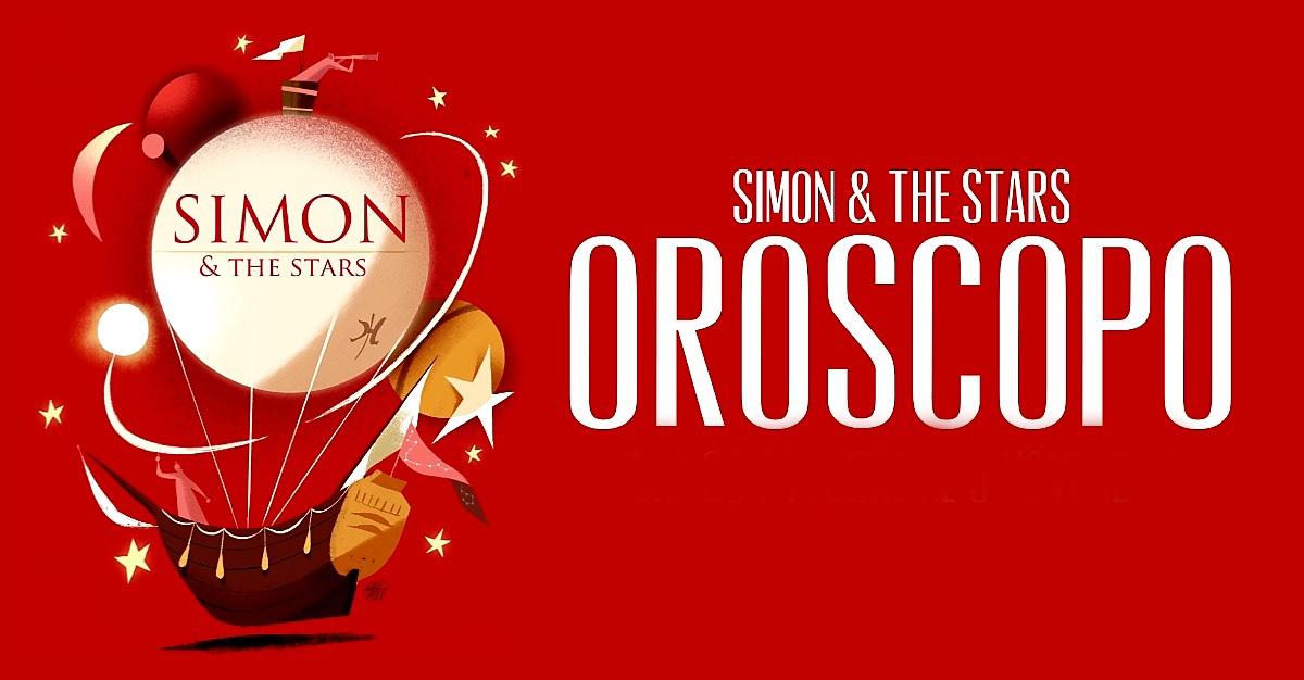 Oroscopo 2021 Simon and the Stars