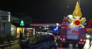 Incidente mortale a Tivoli