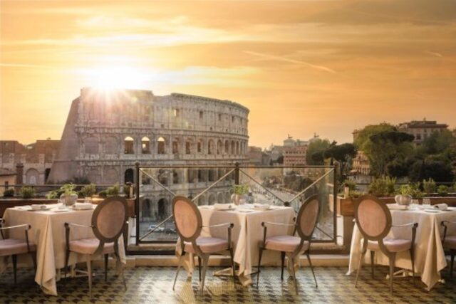 Ristoranti romantici Roma