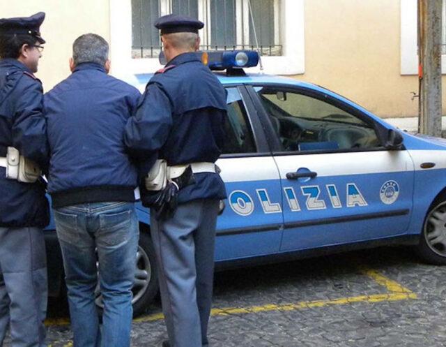 arresto polizia colleferro