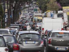 Blocco auto Roma domani 14 gennaio 2020
