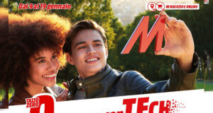Volantino MediaWorld offerte smartphone e pc