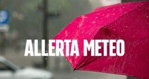 allerta meteo Lazio