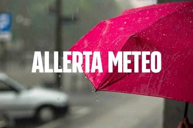 allerta meteo Lazio 17 luglio 2021