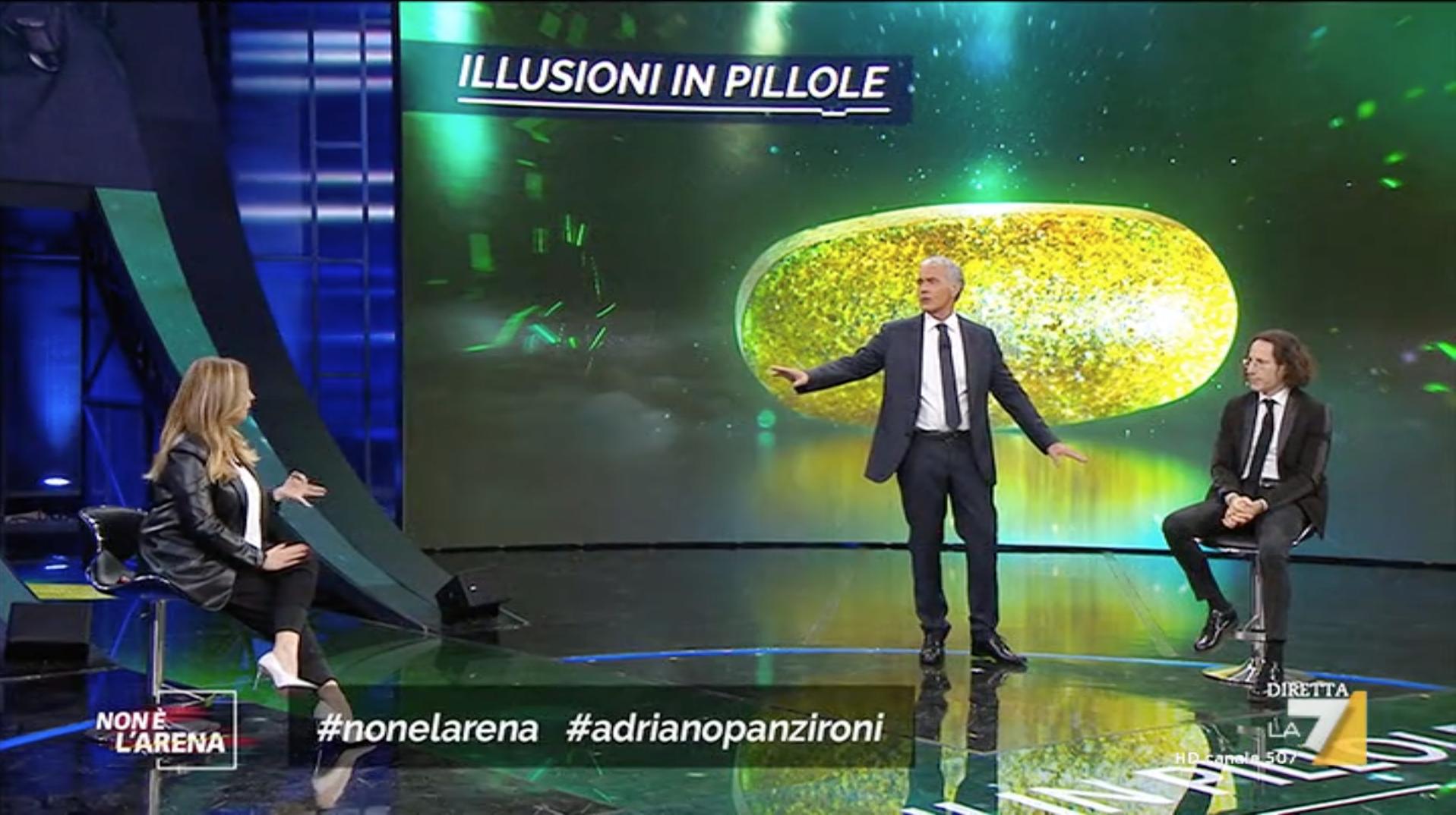 Adriano Panzironi A Non E L Arena Il Metodo Life 120 Ancora