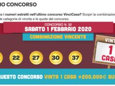 VinciCasa 12 marzo 2020