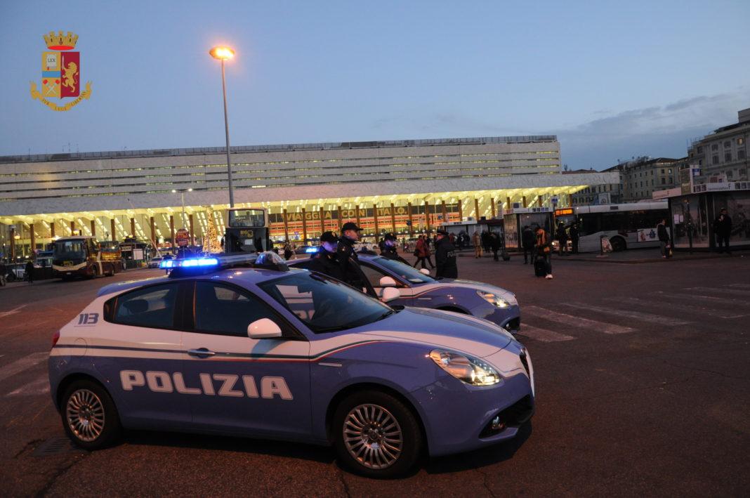 Tentato omicidio Roma Stazione Termini