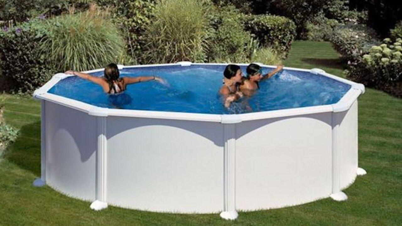 Piscina Su Terreno In Pendenza piscine fuori terra: tutto su questo prodotto che sta