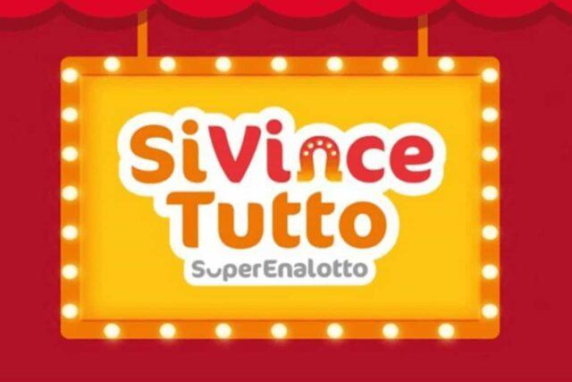 SuperEnalotto SiVinceTutto estrazione mercoledì 23 dicembre 2020