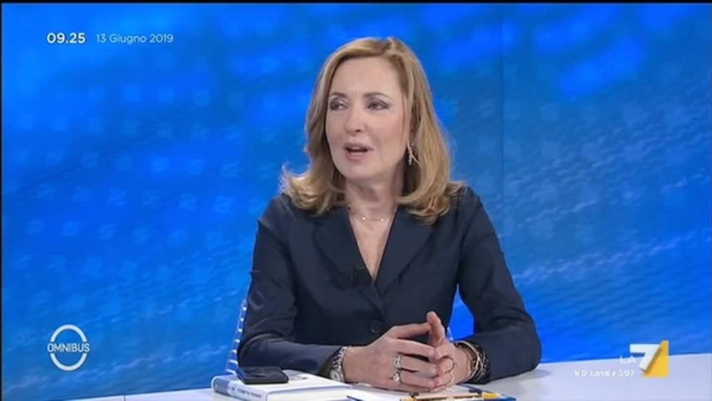 Barbara Palombelli Chi E Eta Carriera Figli Vita Privata