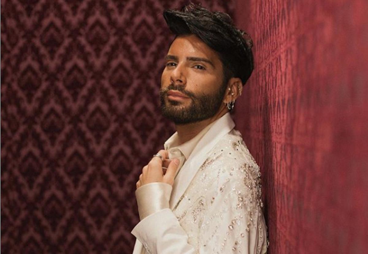 Federico Fashion Style a Ballando con le stelle 2021?