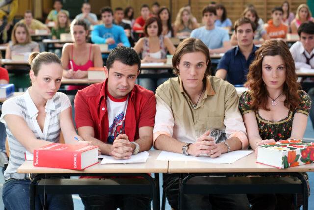 Notte prima degli esami oggi, trama e cast del film