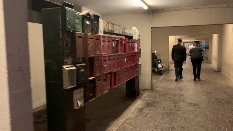 Corviale, blitz al 'Serpentone': 11 arresti, tutti i partico