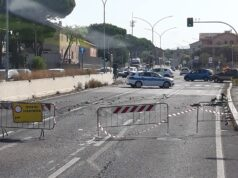 incidente mortale via tiburtina