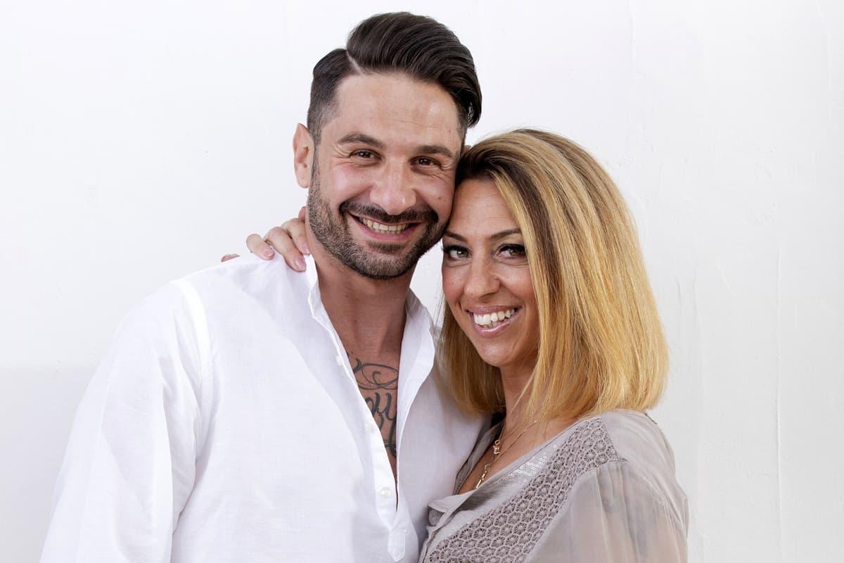 Annamaria e Antonio di Temptation Island 2020