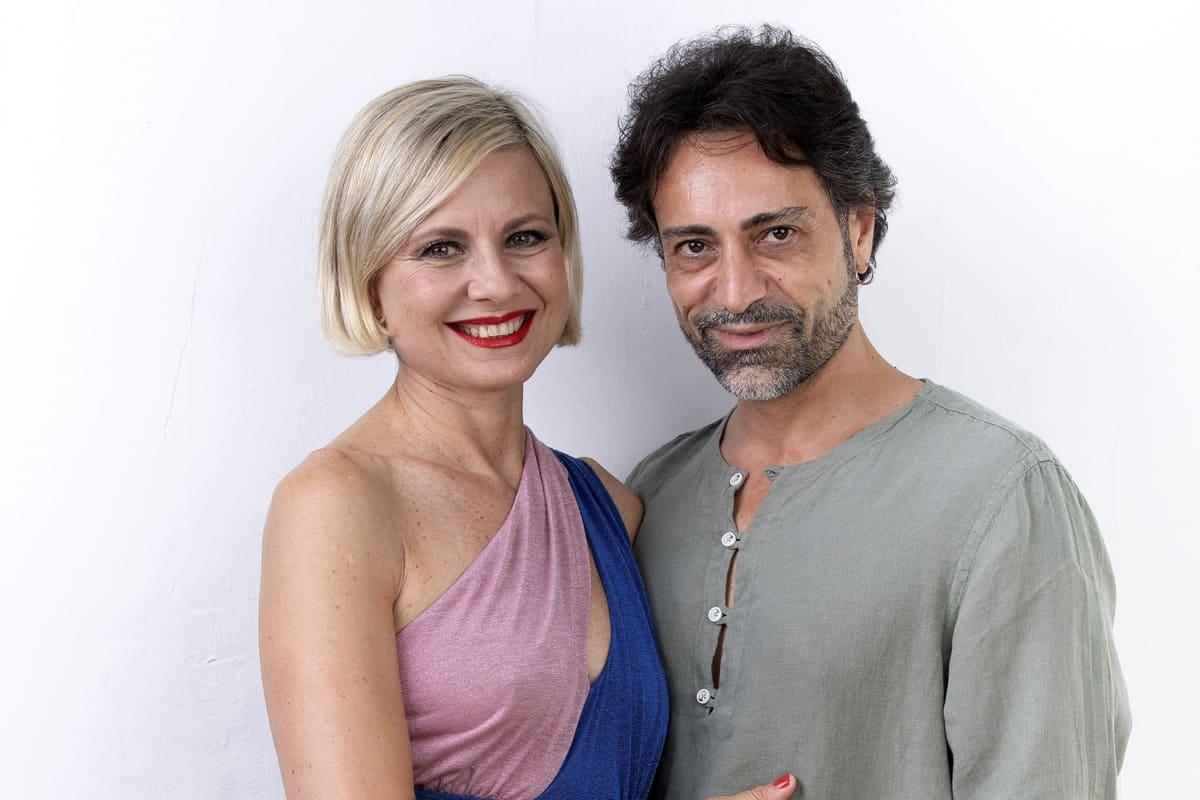 Antonella Elia e Pietro Delle Piane a Temptation Island 2020