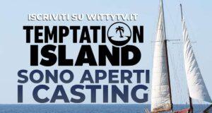 Casting Temptation Island VIP 2020