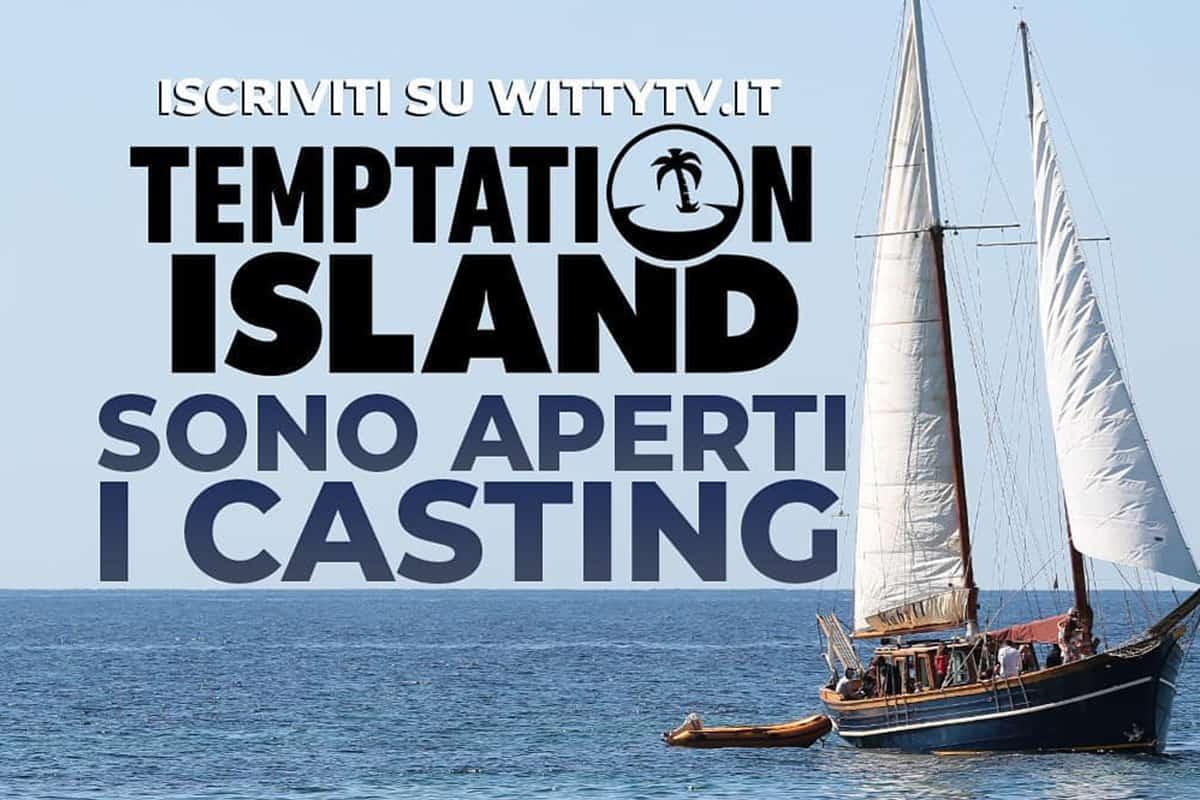 Casting Temptation Island 2021