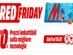 Volantino Red Friday Mediaworld